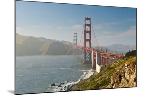 Golden Gate Bridge-Ian Morrison-Mounted Photographic Print
