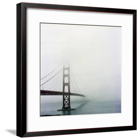 Golden Gate Bridge, San Francisco, California-Tuan Tran-Framed Art Print