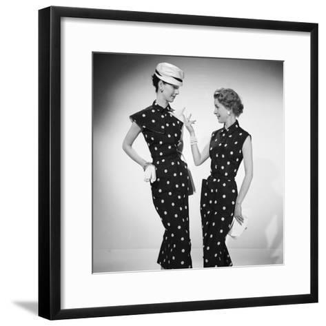 Like a Hanky?-Chaloner Woods-Framed Art Print