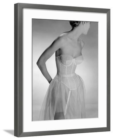 Corselet-Chaloner Woods-Framed Art Print
