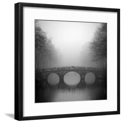Bridge on Keizersgracht, Amsterdam, Netherlands-Cultura Travel/Alex Holland-Framed Art Print