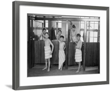 All Change--Framed Art Print
