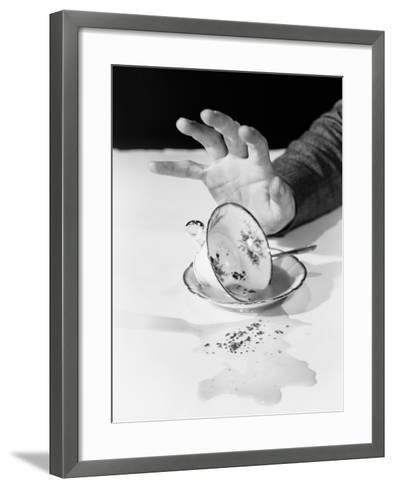 Accidental Spillage-Chaloner Woods-Framed Art Print