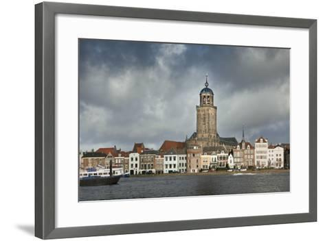 Netherlands, Deventer, City Skyline-Frans Lemmens-Framed Art Print