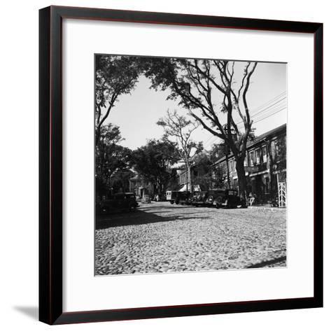 Nantucket Island-Hulton Archive-Framed Art Print