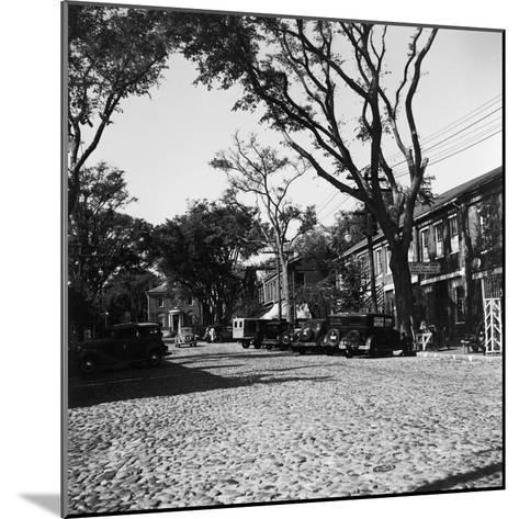 Nantucket Island-Hulton Archive-Mounted Photographic Print