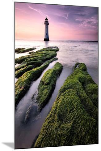 Perch Rock Lighthouse-Paul Bullen-Mounted Photographic Print