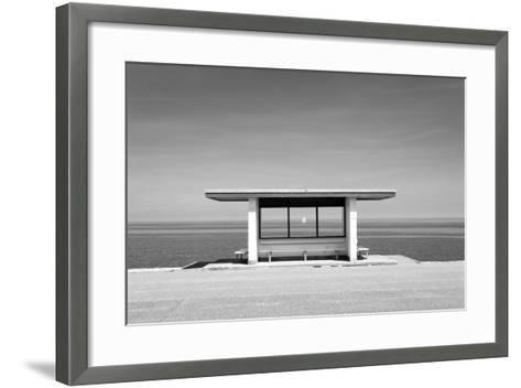 Framed-Sailing By.-all images copyright and created by maxblack-Framed Art Print