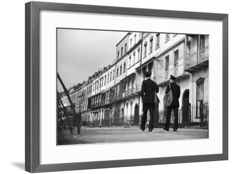 Bristol...-Joseph Mckeown-Framed Art Print