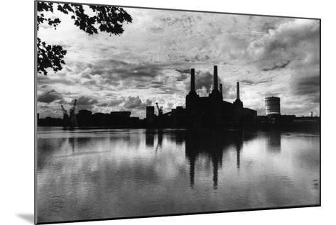 Battersea Landmark-Evening Standard-Mounted Photographic Print