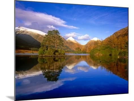 Glen Etive, Glencoe. Scottish Highlands-Kathy Collins-Mounted Photographic Print