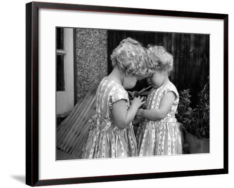Champion Twins-Thurston Hopkins-Framed Art Print