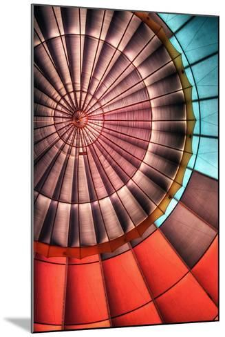 Hot Air Balloon-Photo by Greg Thow-Mounted Photographic Print