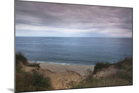 Beach at Highland Lighthouse, North Truro, Cape Cod, Massachusetts, USA-Alberto Biscaro-Mounted Photographic Print