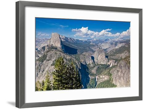 Yosemite National Park-Daniel Osterkamp-Framed Art Print