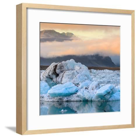 Quiet Evening--Framed Art Print