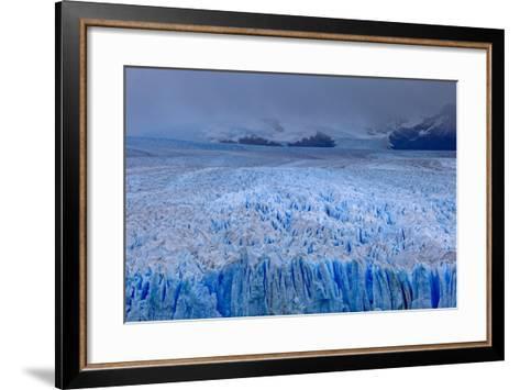 Perito Moreno Glacier-Helminadia-Framed Art Print