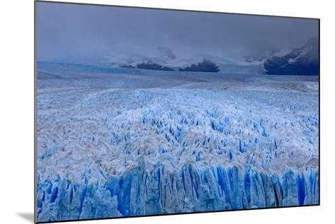 Perito Moreno Glacier-Helminadia-Mounted Photographic Print