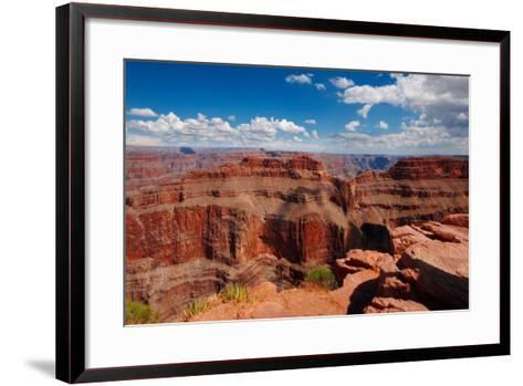 Eagle Point-Clive Rees Photography-Framed Art Print