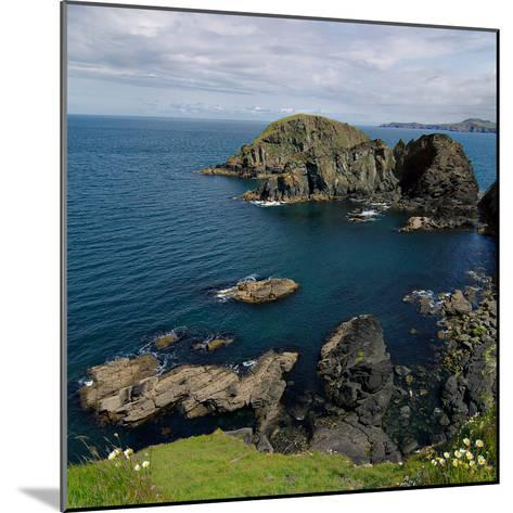 Pembrokeshire Ynys Deullyn-Brian T Photography-Mounted Photographic Print