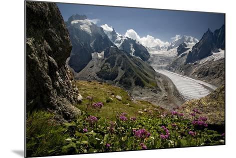 Glacier Du Tacul-BenC-Mounted Photographic Print