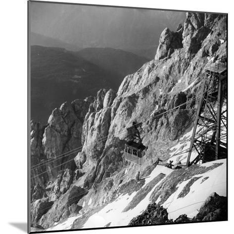 Zugspitze-Keystone-Mounted Photographic Print