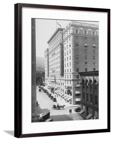 Montreal, Canada-FPG-Framed Art Print