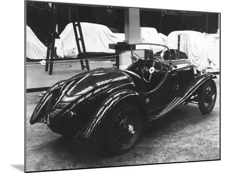 Fiat Ballila-Hudson-Mounted Photographic Print