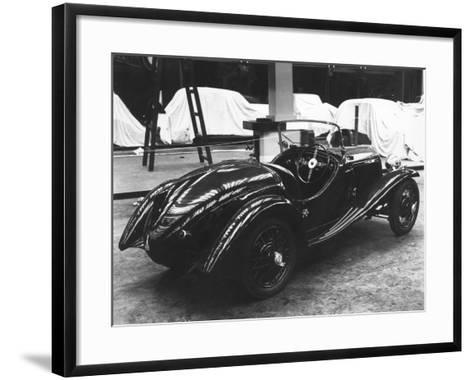 Fiat Ballila-Hudson-Framed Art Print