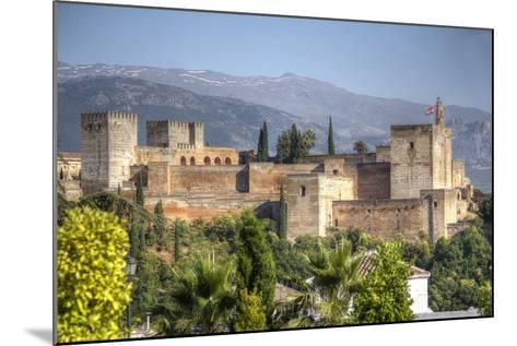 Alhambra-silvana magnaghi-Mounted Photographic Print