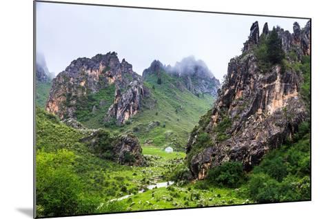 Namo Grand Canyon, Sichuan China-Feng Wei Photography-Mounted Photographic Print