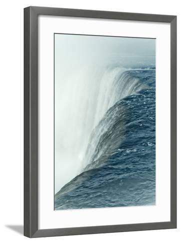 Canada, Niagara Falls, Horseshoe Falls-Alan Copson-Framed Art Print
