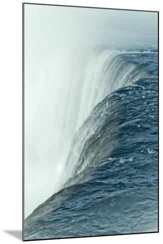 Canada, Niagara Falls, Horseshoe Falls-Alan Copson-Mounted Photographic Print
