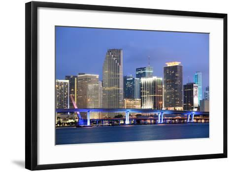 Miami, Florida-Jumper-Framed Art Print