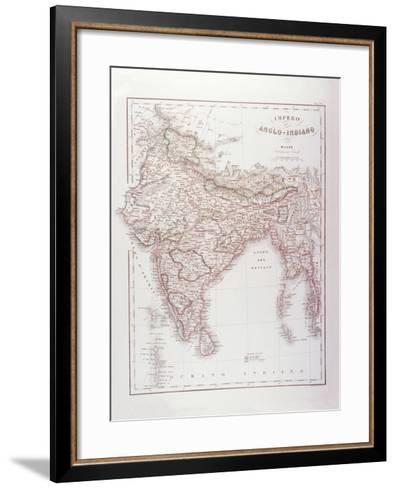 Anglo-Indian Empire-Fototeca Gilardi-Framed Art Print