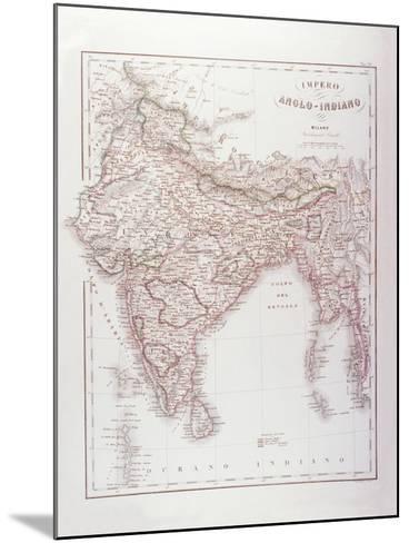 Anglo-Indian Empire-Fototeca Gilardi-Mounted Photographic Print