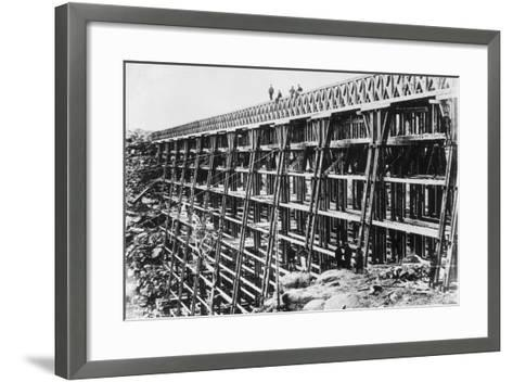 Union Pacific-Henry Guttmann-Framed Art Print