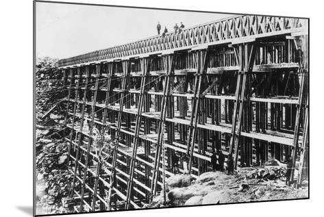 Union Pacific-Henry Guttmann-Mounted Photographic Print