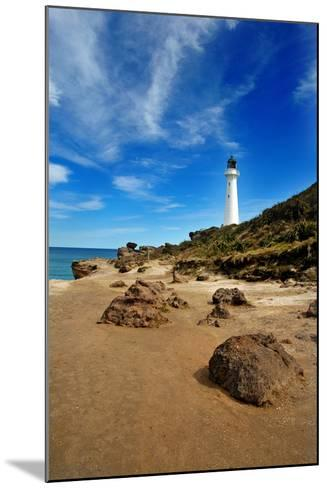 Castle Point-photography by Sarah Corbett-Mounted Photographic Print