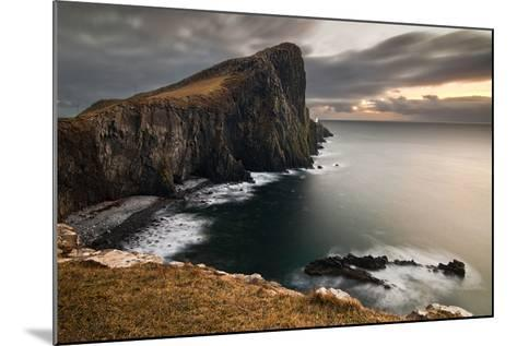 Neist Point-Image by Peter Ribbeck-Mounted Photographic Print