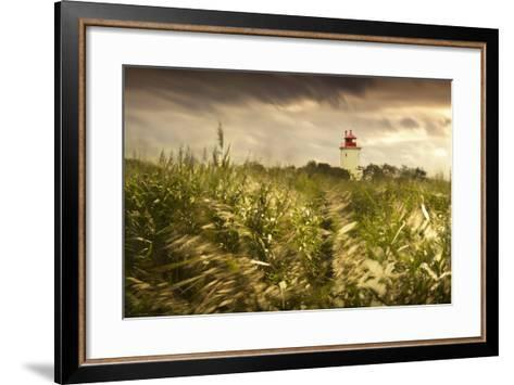 Stormy Weather-Bernd Schunack-Framed Art Print