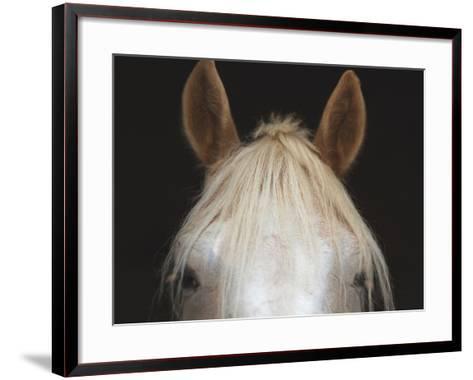 White-Carlo Alberto Danna-Framed Art Print