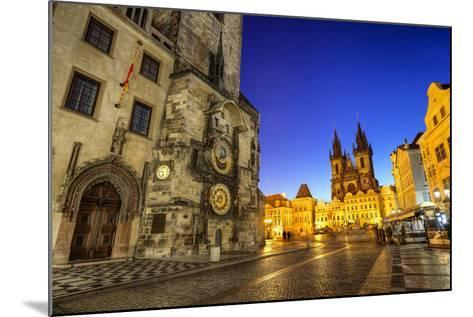 Old Town Share in the Morning-photo by Miroslav Petrasko-Mounted Photographic Print