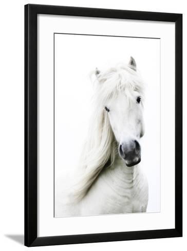 Snowhite-Gigja Einarsdottir-Framed Art Print