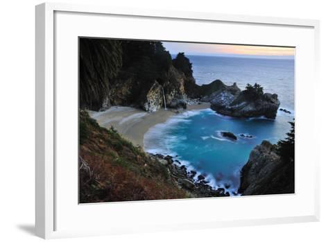 Mcway Falls-Piriya Photography-Framed Art Print