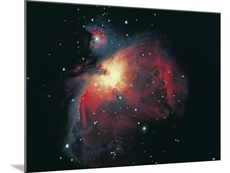 Great Orion Nebula-Digital Vision.-Mounted Photographic Print