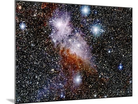 Carina Nebula-Stocktrek-Mounted Photographic Print