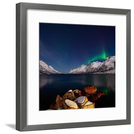 Ersfjordbotn-John Hemmingsen-Framed Art Print