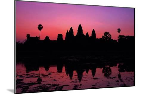 The Temples of Angkor-Denise Leong-Mounted Photographic Print