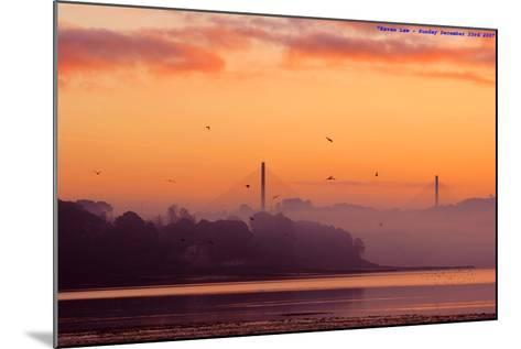 Sunrise-All images taken by Keven Law of London, England.-Mounted Photographic Print